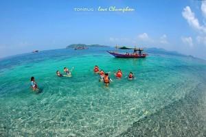 หมู่เกาะดำน้ำ